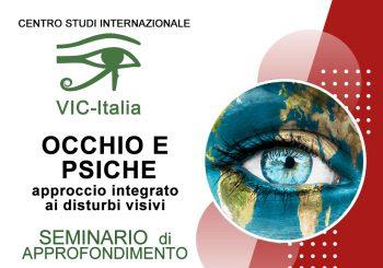 Seminario: Occhio e Psiche – Abano Terme, 25-26 maggio 2019