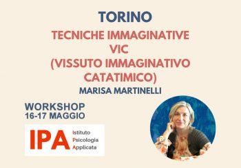 Workshop: Tecniche Immaginative VIC – Torino